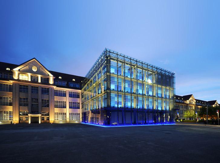 ZKM  Zentrum für Kunst und Medien Karlsruhe  Convention