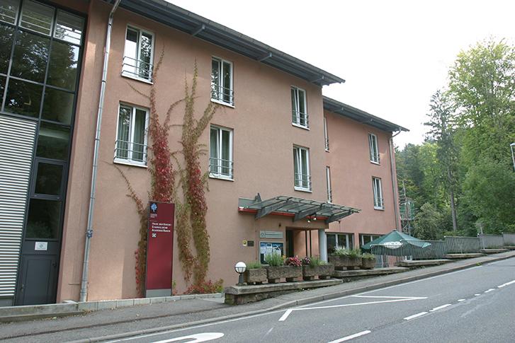 Bad Herrenalb Haus Der Kirche